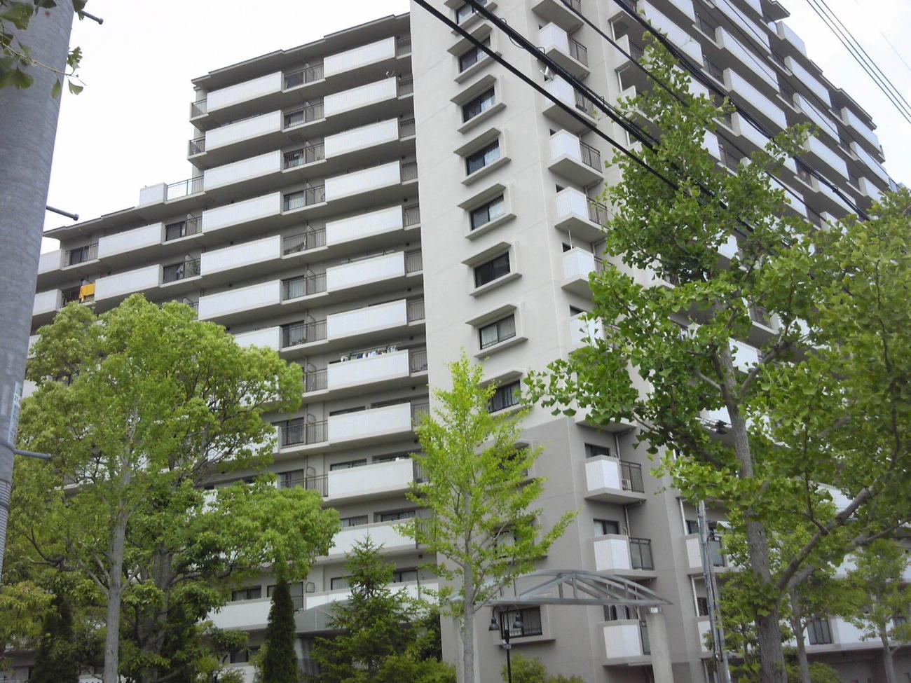 ルネ神戸北町Ⅱセンターコート